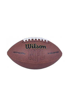WILSON NFL OFFICIAL TACKIFIED GRIDIRON BALL <br> WTF1651,- Jim Kidd Sports