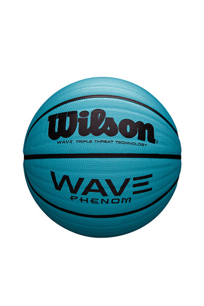 WILSON WAVE PHENON BASKETBALL BLUE WITH 2 FREE SPALDING HIGH BOUNCE BALLS <br> 5268,- Jim Kidd Sports