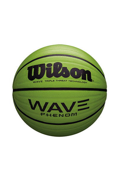 WILSON WAVE PHENON BASKETBALL GREEN<br> 2003