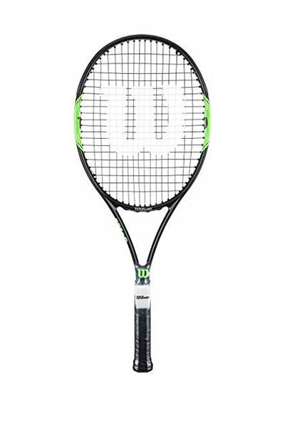 WILSON TOUR BLX 103 TENNIS RACQUET WITH FREE VIBRATION DAMPENER, OVERGRIP AND RACQUET CASE <br> WRT574000,- Jim Kidd Sports