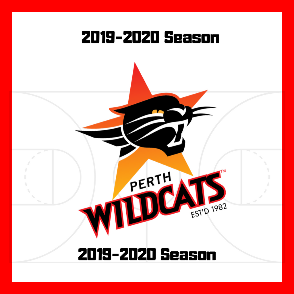 PERTH WILDCATS JUNIOR AUTHENTIC HOME JERSEY (BLANK) <BR> 93YJY055