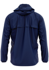 XBLADES MENS NSW WARATAHS WET WEATHER JACKET 20 <BR> WAR-WWJ-L20-M NAVY SKY