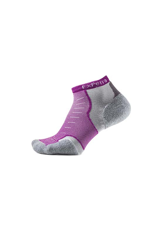 THORLO VERY BERRY MICRO MINI SOCKS <br> VERY BERRY