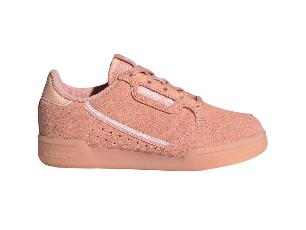 ADIDAS JUNIOR CONTINENTAL 80 SHOES <br> EF5109