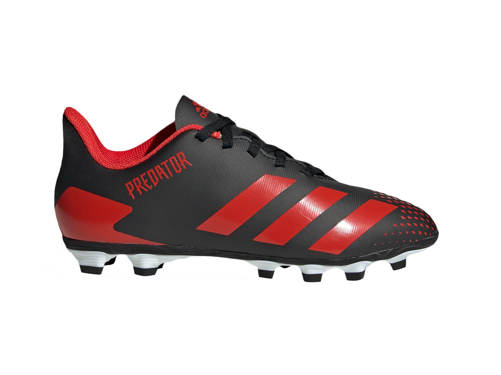 ADIDAS JUNIOR PREDATOR 20.4 FLEXIBLE GROUND BOOTS <br> EF1931