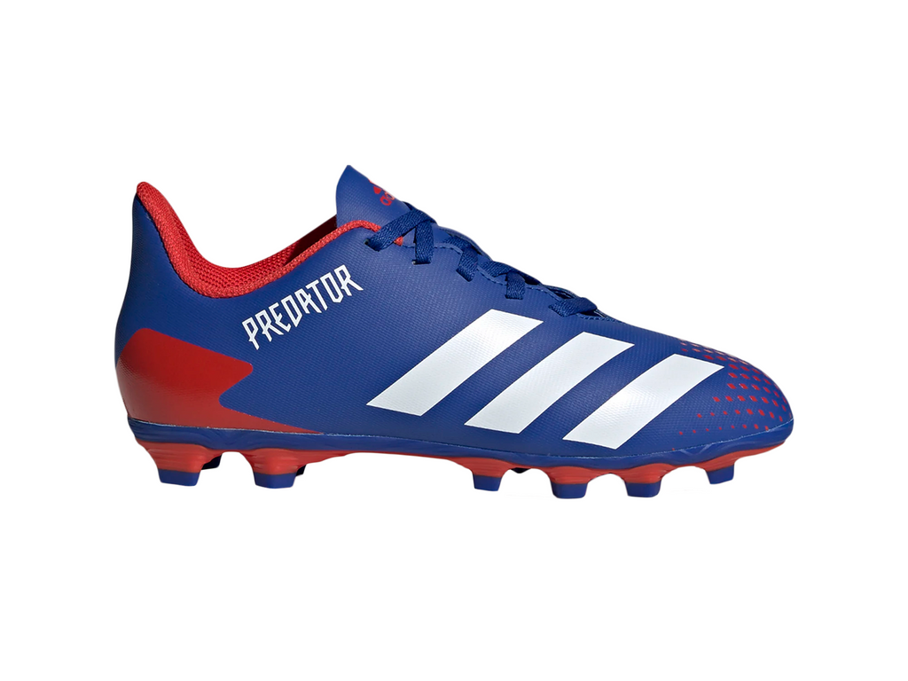 ADIDAS JUNIOR PREDATOR 20.4 FLEXIBLE GROUND BOOTS <br> FV3165