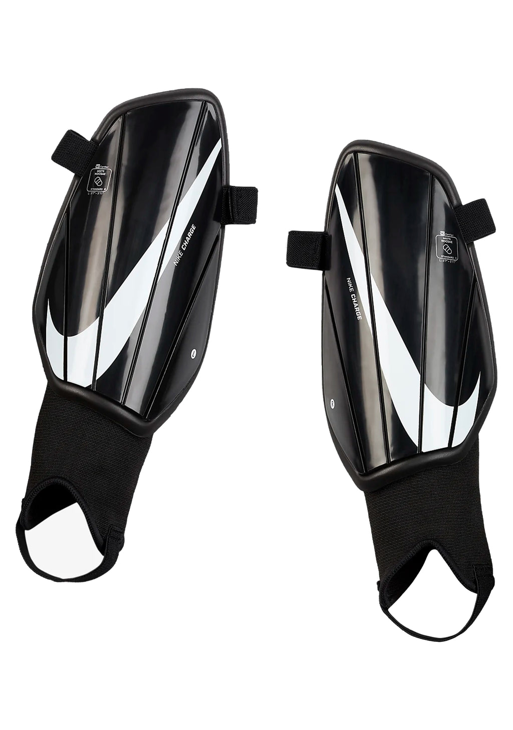 NIKE CHARGE JUNIOR SHIN GUARDS <BR> SP2165 010