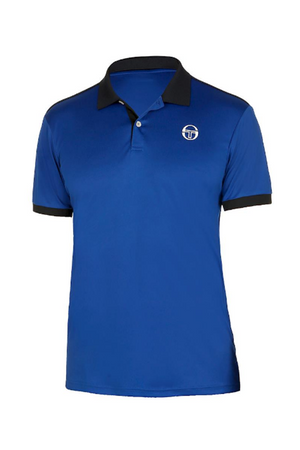 SERGIO TACCHINI CLUB TECH POLO MENS SEA BLUE,- Jim Kidd Sports