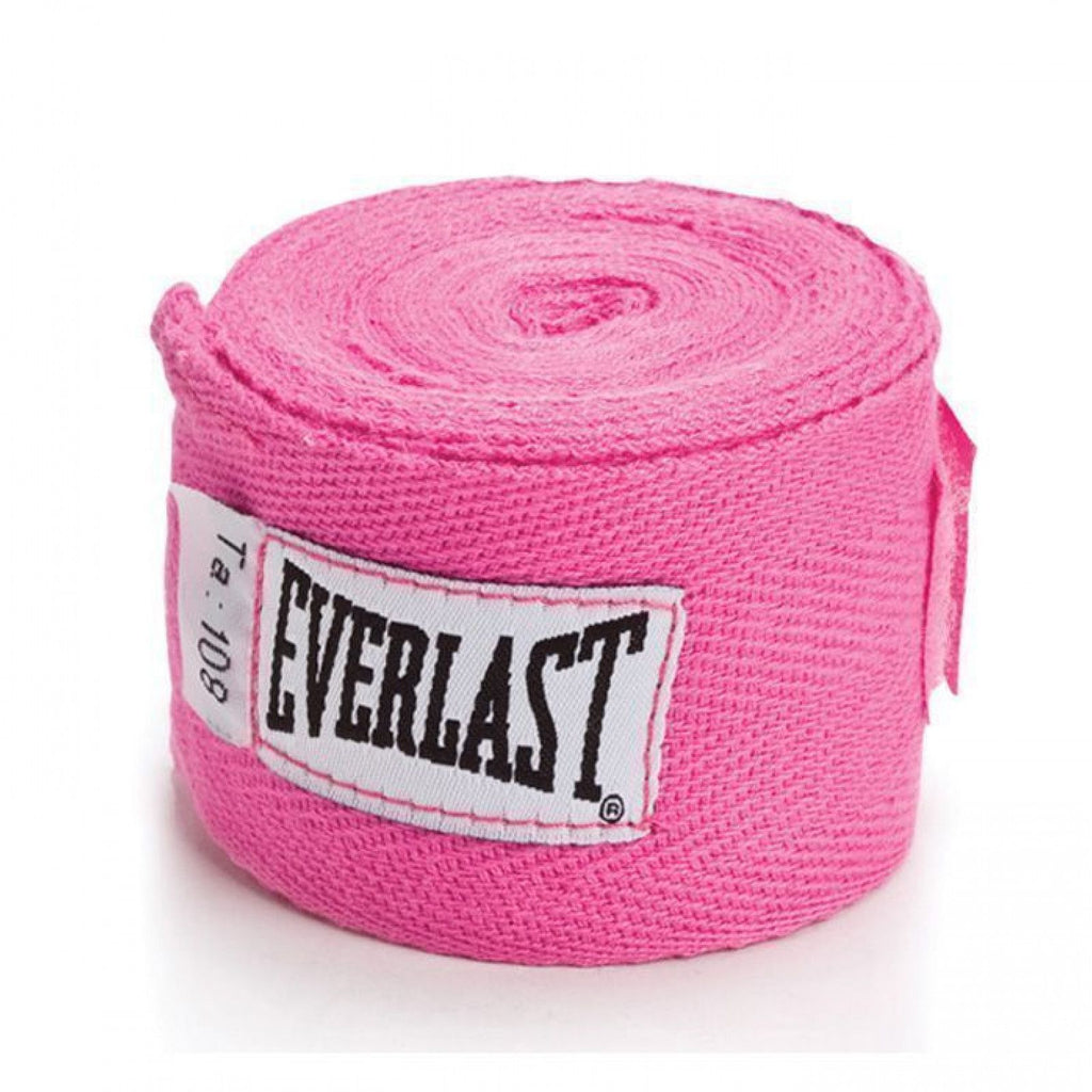 EVERLAST 108 INCH CLASSIC HAND WRAP PINK