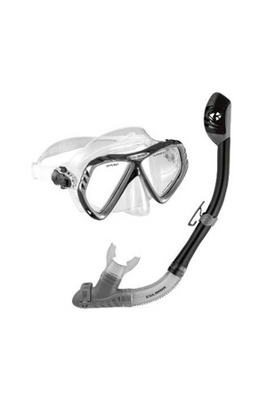 US DIVERS FIJI MASK & SNORKEL SET <br> FIJI,- Jim Kidd Sports