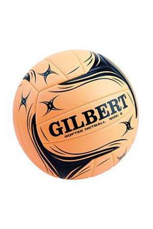 GILBERT GLAM SOFTEE NETBALL <br> SOFTEE,- Jim Kidd Sports