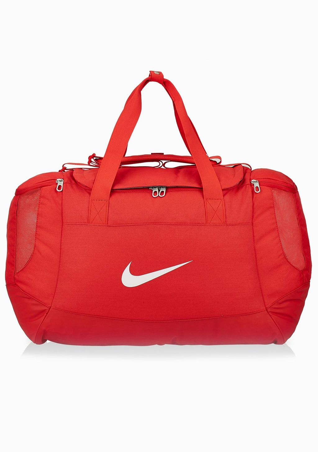 NIKE CLUB TEAM RED DUFFEL BAG <BR>BA5193 657