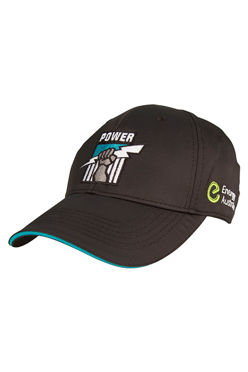 ISC PORT ADELAIDE POWER MEDIA CAP <br> PA16CAP1A,- Jim Kidd Sports