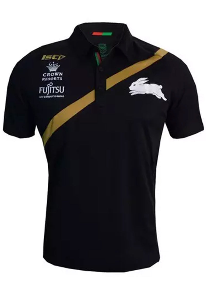 ISC SOUTH SYDNEY RABBITOHS PLAYERS POLO MENS <br> 7SS5POL1A