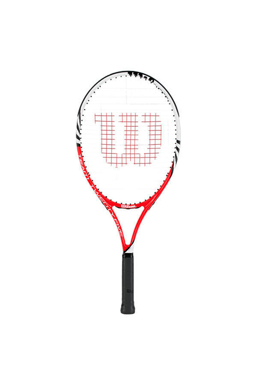 WILSON TEAM 25 INCH JUNIOR TENNIS RACQUET,- Jim Kidd Sports