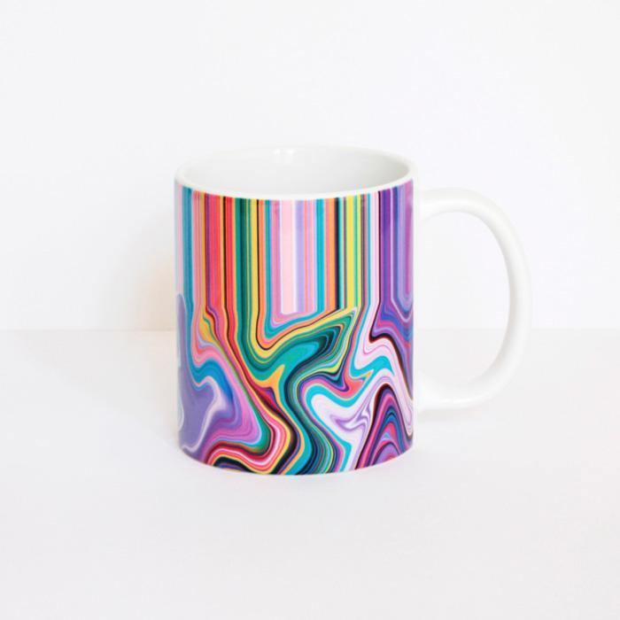 Shape Shifter Ceramic Mug