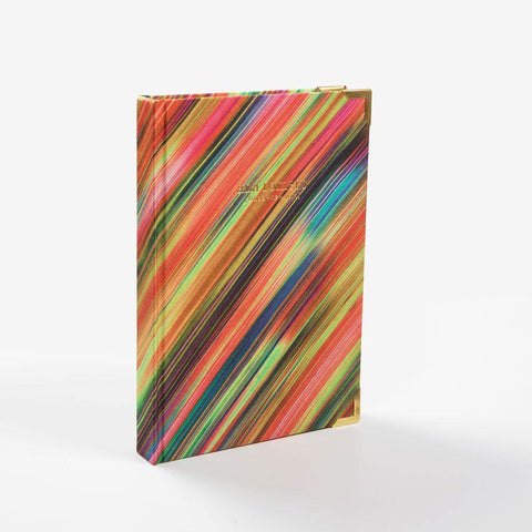 Ana Romero Collection Notebooks Crayons A5 Silk Notebook