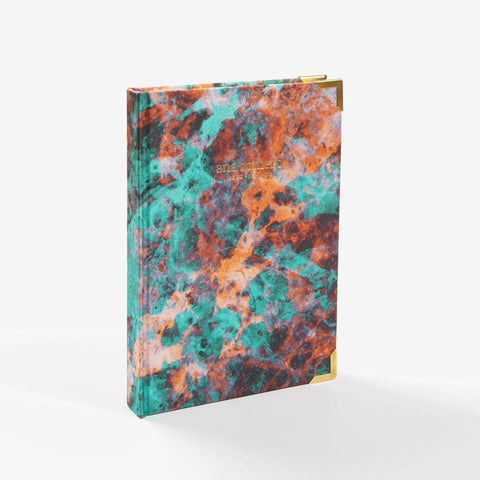 Ana Romero Collection Notebooks Nebula A5 Silk Notebook