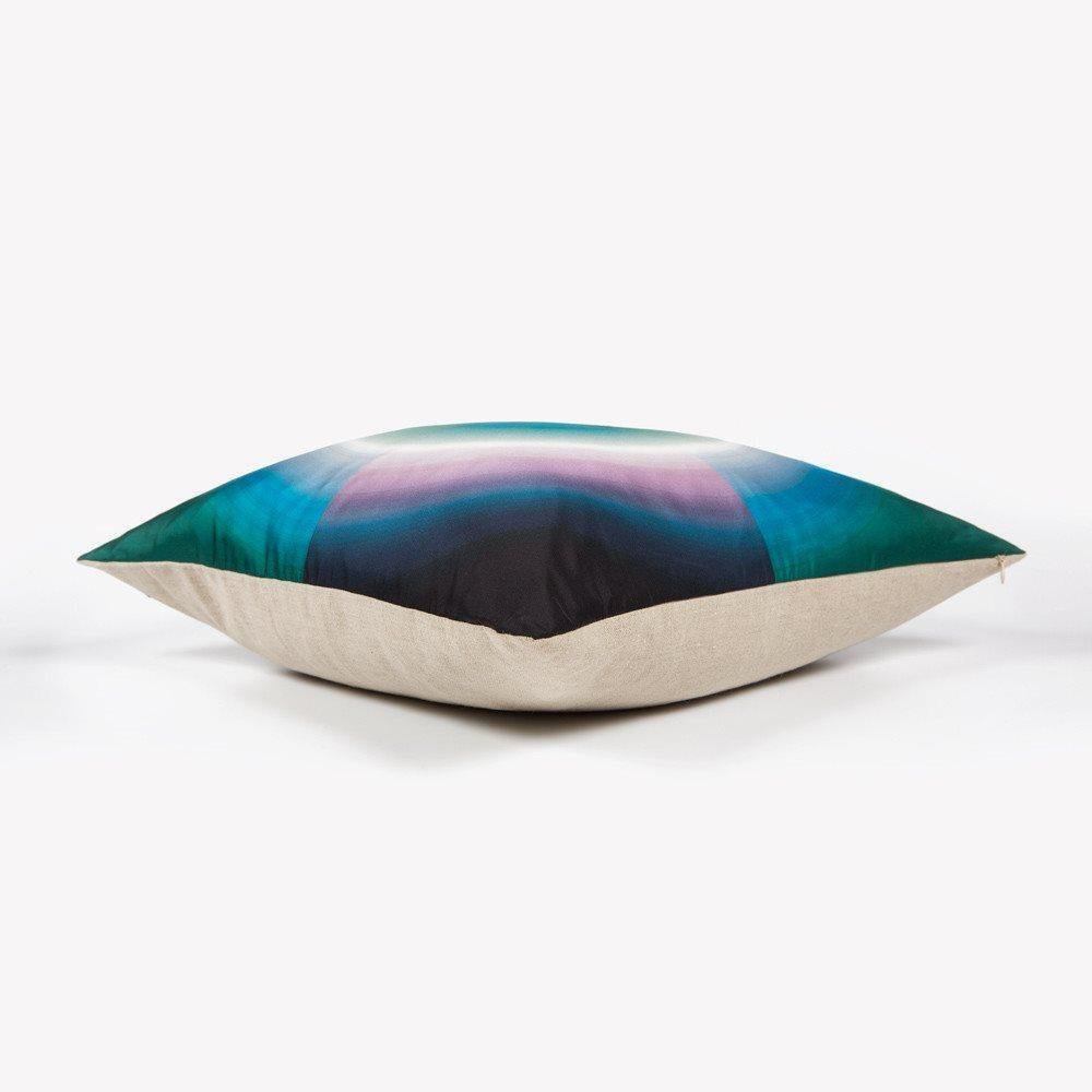 Ana Romero Collection Pillows Color Wheel Silk Pillow