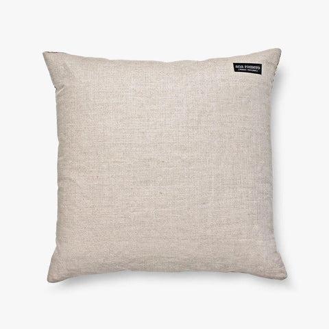 Ana Romero Collection Pillows Optical Swirl Silk Pillow