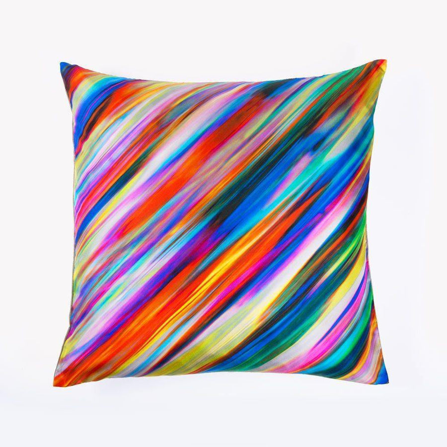 Ana Romero Collection Pillows Statics Silk Pillow