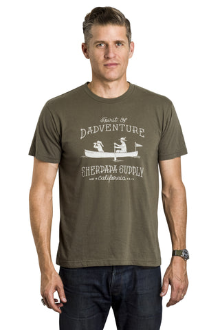 Spirit of Dadventure T-shirt