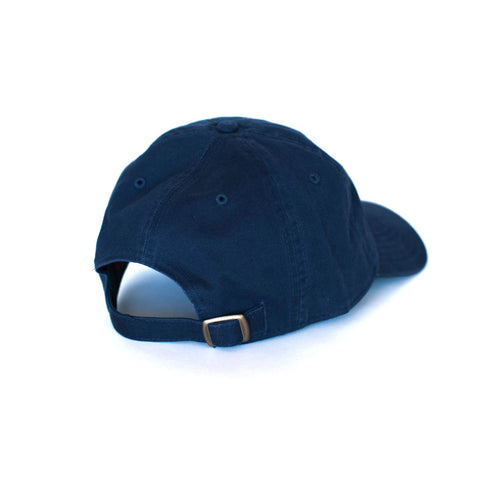 SHERPAPA Dad Hat- Navy