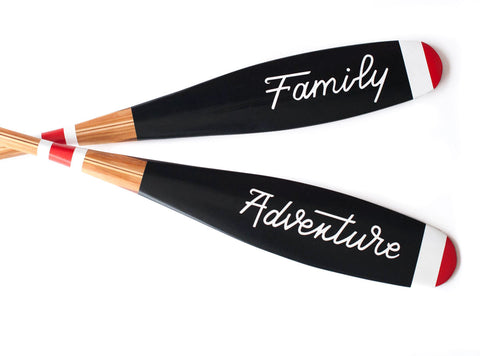 Family Adventure Paddle