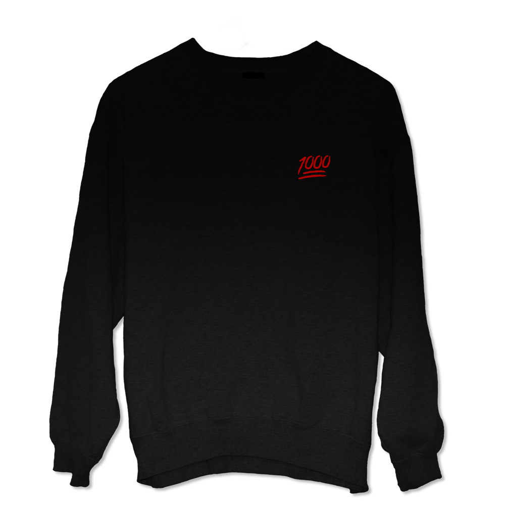 1000 Black Sweater OG Edition
