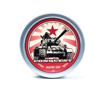 DR. JON'S CONQUEST VEGAN SHAVING SOAP
