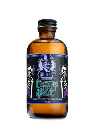 DR. JON'S FLOWERS IN THE DARK  AFTERSHAVE TONIC