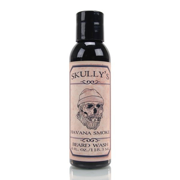 Skully's Havana Smoke 4 oz. Beard, Hair & Body Wash