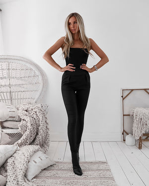 ALEXA LEATHERETTE PANTS