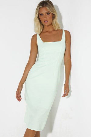 DIAMOND DRESS - MINT