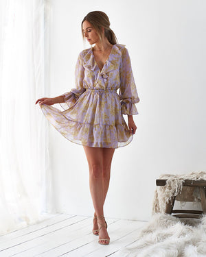 SERAPHINA LONGSLEEVE DRESS