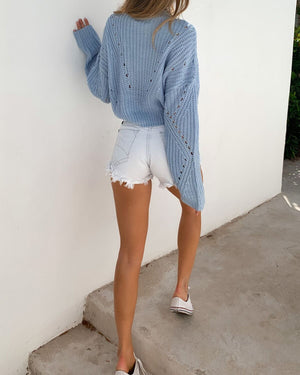BAMBI KNIT - BABY BLUE