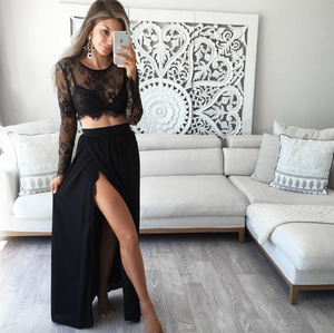 KENDALL SET - BLACK