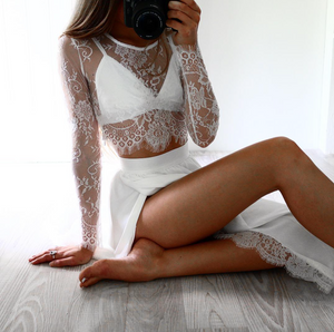 KENDALL SET - WHITE