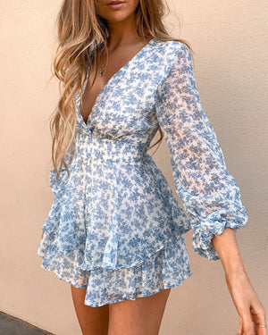 CLOVELLY PLAYSUIT