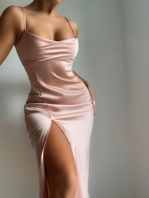 PROSECCO DRESS - ROSE