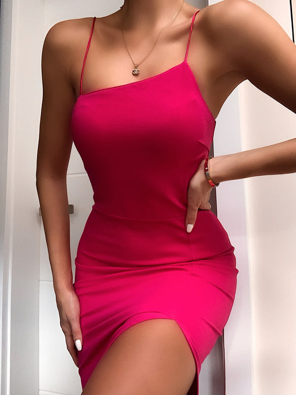 LOVER DRESS - FUCHSIA