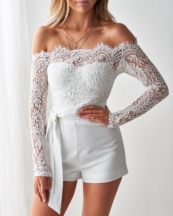 TATIANA PLAYSUIT