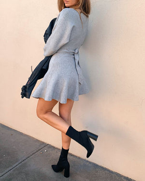 KAREN KNIT DRESS