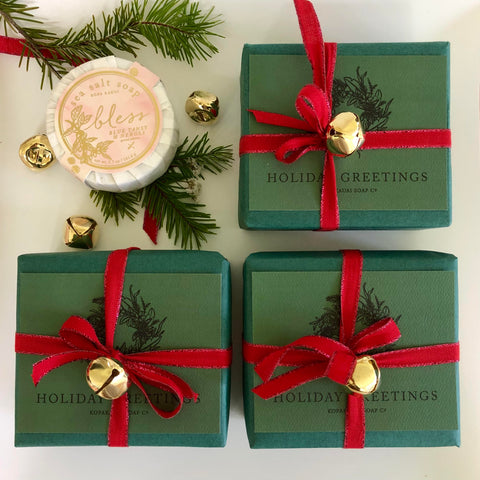 Bless and Chocolates -4-pack of Bless - gift with purchase (plus free shipping!)