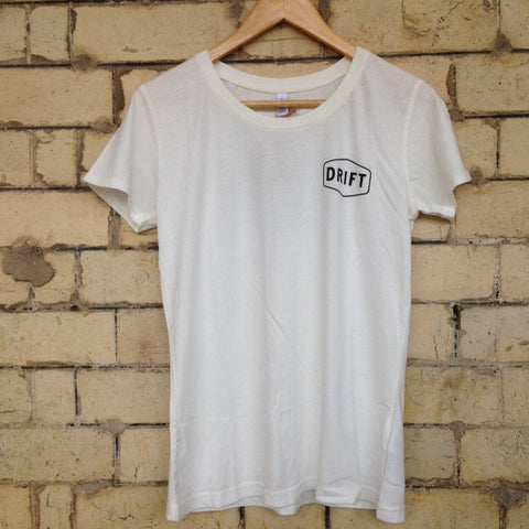 Drift Women's Tee- White