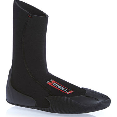 O'Neill Epic 5mm Round Toe Boots 2018