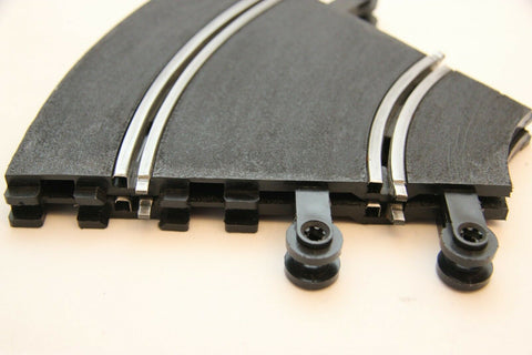 SCALEXTRIC CLASSIC TRACK - PT52 - INNER CURVES - x4