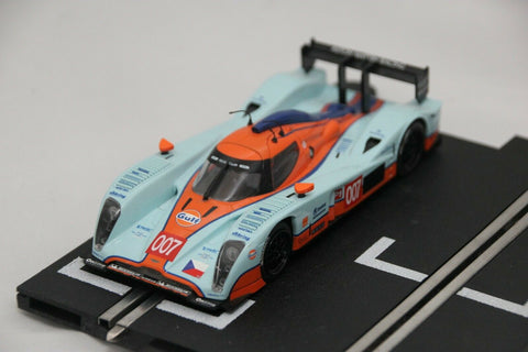 SCALEXTRIC DPR CAR - C3188 - ASTON MARTIN LOLA - LMP1 - GULF COLOURS