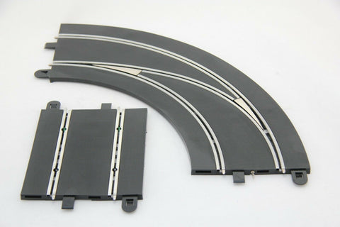 SCALEXTRIC SPORT / DIGITAL TRACK - C7007 - DIGITAL CURVE RIGHT TO LEFT OUT TO IN