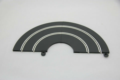 SCALEXTRIC SPORT / DIGITAL TRACK - C8201 - HAIRPIN CURVES - x2